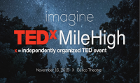 TEDxMileHigh: Imagine