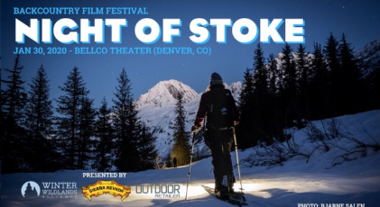 Night of Stoke at Outdoor Retailer